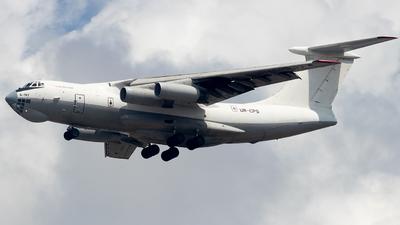 UR-CPS - Ilyushin IL-76T - Zet Avia