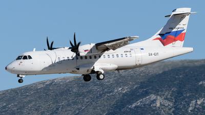 A picture of SXEIT - ATR 42500 - Sky Express - © George Chaidaris