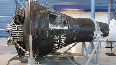 - McDonnell Mercury Capsule - United States - National Aeronautics and Space Administration (NASA)