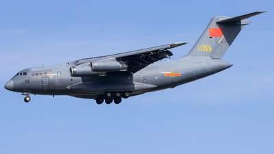 11055 - Xian Y-20A - China - Air Force