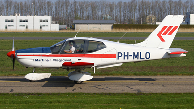 A picture of PHMLO - Socata TB10 Tobago - Martinair Holland - © BaszB