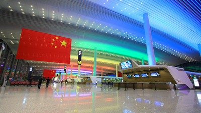 ZGGG - Airport - Terminal