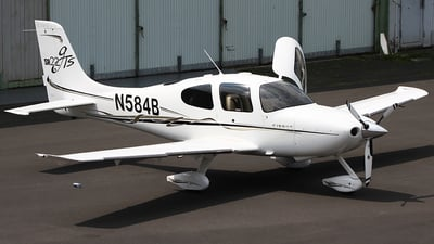 N584B - Cirrus SR22-GTS - Private