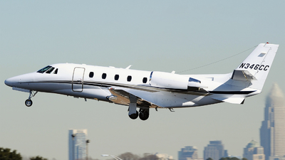 N346CC - Cessna 560XL Citation Excel - Textron Aviation