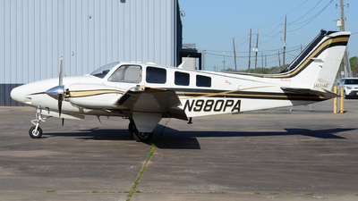 N980PA - Beechcraft 58 Baron - Private