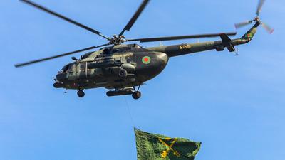 469 - Mil Mi-171Sh Baikal - Bangladesh - Air Force