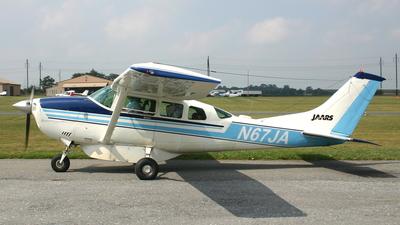 A picture of N67JA - Cessna U206G Stationair - [U20605781] - © Cam