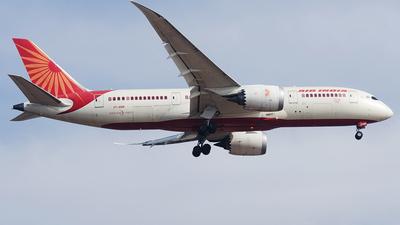 A picture of VTANM - Boeing 7878 Dreamliner - Air India - © Sreenivas.S