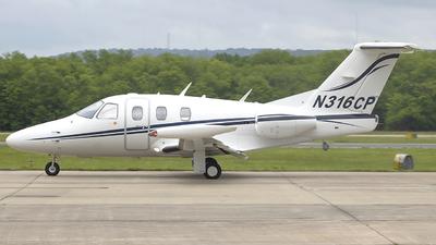 N316CP - Eclipse Aviation Eclipse 500 - Private