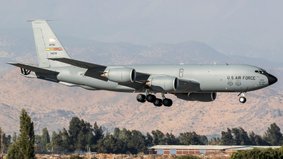 64-14835 - Boeing KC-135R Stratotanker - United States - US Air Force (USAF)