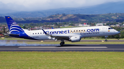 HK-4456 - Embraer 190-100LR - Copa Airlines Colombia