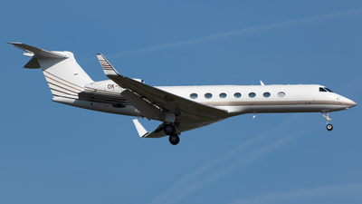 OK-KKF - Gulfstream G550 - Private
