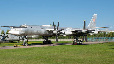 31 - Tupolev Tu-95 Bear - Soviet Union - Air Force