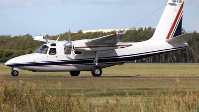 A picture of VHYJS - Aero Commander 500S - [3315] - © Eddie Heisterkamp