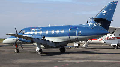 TF-ORD - British Aerospace Jetstream 31 - Eagle Air