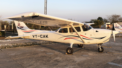 VT-CAK - Cessna 172R Skyhawk - CAA Chimes Aviation