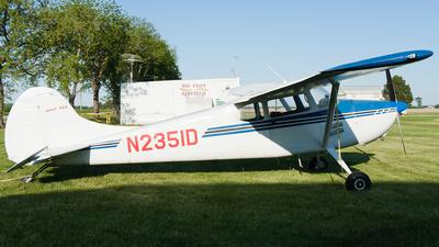 N2351D - Cessna 170B - Private