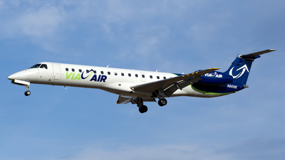 N841HK - Embraer ERJ-145LR - ViaAir
