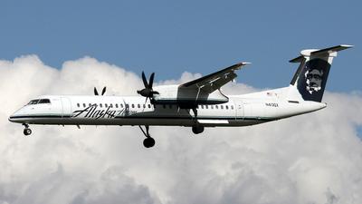 N413QX - Bombardier Dash 8-Q402 - Alaska Airlines (Horizon Air)
