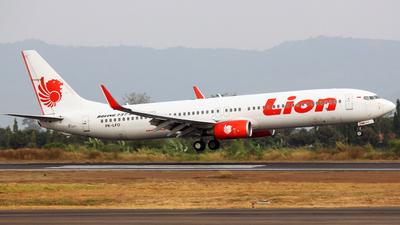 PK-LFO - Boeing 737-9GPER - Lion Air