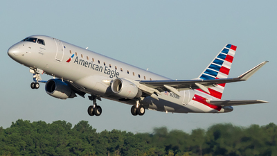A picture of N291NN - Embraer E175LR - American Airlines - © Positive Rate Photography