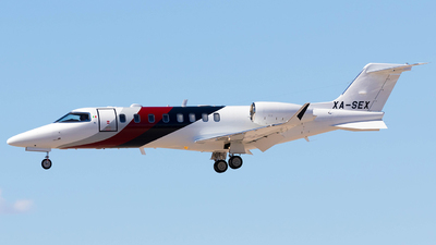 XA-SEX - Bombardier Learjet 45 - Private
