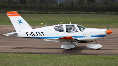 F-GJXT - Socata TB-10 Tobago - ENAC