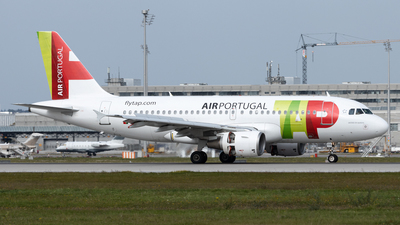 A picture of CSTTO - Airbus A319111 - TAP Air Portugal - © Michael Knüfer