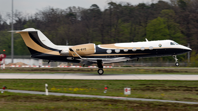 5N-BYO - Gulfstream G-IV(SP) - Nesto Aviation Services