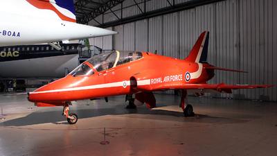 XX308 - British Aerospace Hawk T.1 - United Kingdom - Royal Air Force (RAF)