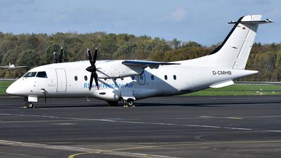A picture of DCMHB - Dornier 328110 - MHS Aviation - © LukasAndreas