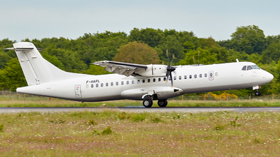 F-HAPL - ATR 72-212A(500) - Chalair Aviation
