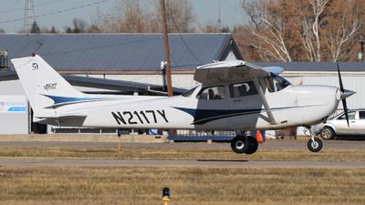 N2117Y - Cessna 172S Skyhawk SP - Spartan College of Aeronautics