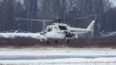 RF-91055 - Mil Mi-24P Hind F - Russia - Air Force
