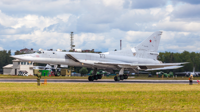 RF-94140 - Tupolev Tu-22M3 Backfire - Russia - Air Force