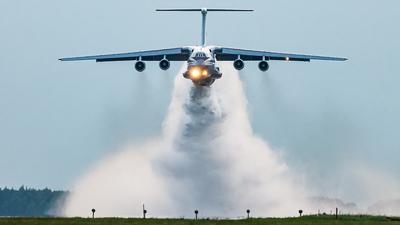 RF-76544 - Ilyushin IL-76MD - Russia - Air Force