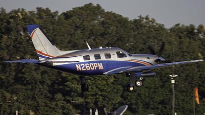 N260PM - Piper PA-46-500TP Malibu Meridian - Private
