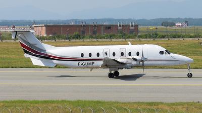 F-GUME - Beech 1900D - Twin Jet