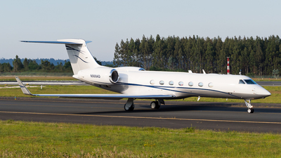 N909AD - Gulfstream G550 - Private