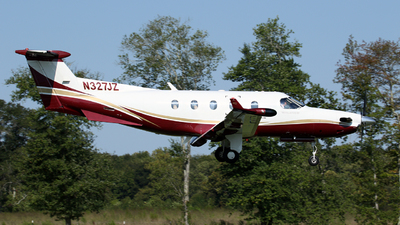 N327JZ - Pilatus PC-12/45 - Private