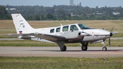 FAU790 - Beechcraft UB-58 Baron - Uruguay - Air Force