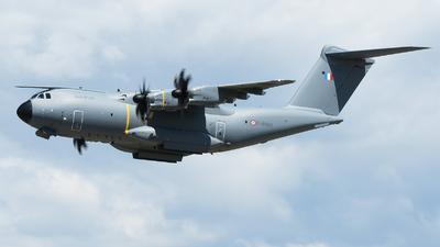 0089 - Airbus A400M - France - Air Force