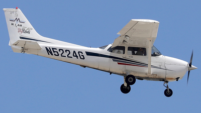 N5224G - Cessna 172S Skyhawk SP - M.I. Air