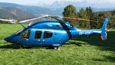 OE-XCE - Bell 429 - Goldeck Flug