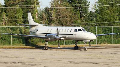 A picture of N21GP - Fairchild SA227AC Metro - Castle Aviation - © Connor Cummings