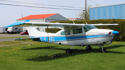 A picture of CFJSD - Cessna T210L Turbo Centurion - [21061562] - © Guy Langlois