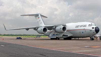 KAF343 - Boeing C-17A Globemaster III - Kuwait - Air Force