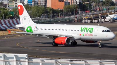 A picture of EIEUA - Airbus A320232 - [2210] - © Antonio Velasco Cruz