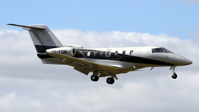 VH-FGM - Pilatus PC-24 - Private