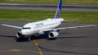 N841UA - Airbus A319-131 - United Airlines